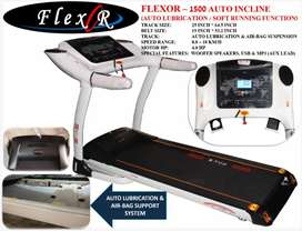 50 to 180 kg electric treadmill available in various prices