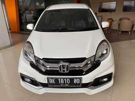 Honda mobilio 1.5 RS CVT tahun 2014