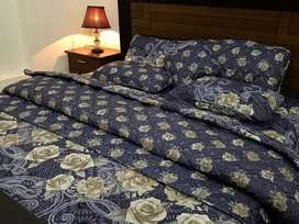 Seven piece bed sheets