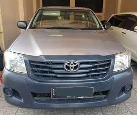 Toyota Hilux PU 2.5 dissel