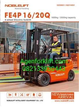 Forklift Elektrik / Forklift Listrik Noblelift