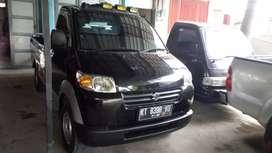 Suzuki apv mega carry th2014 akhir  ac/ps siap kerja