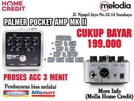 Promo Kredit Palmer Pocket Syarat KTP+SIM di Melodia Musik Surabaya