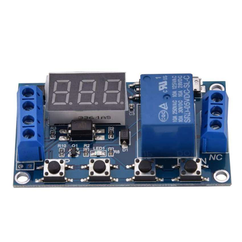 Adjustable Timer for Incubator Tray