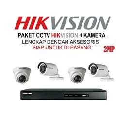PAKET CCTV HARGA TERMURAH KUALITAS SANGAT BAIK SELURUH JAKARTA