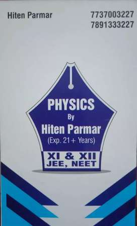 Available - Neet crash course physics Home tuition as well as batches