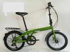Raleigh Calypso Folding Bike (Sepeda Lipat)