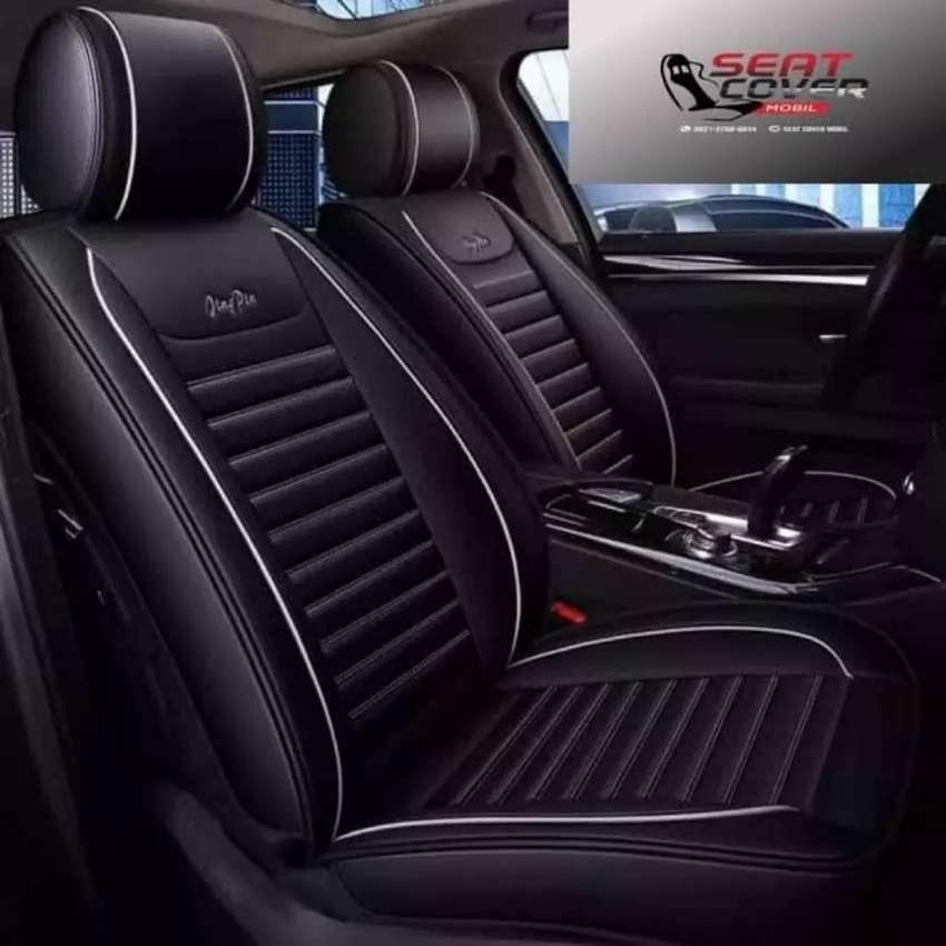 Sarung jok seat cover full seat  kijang innova.
