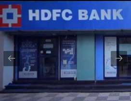 Joining for hdfc bank driver candidate