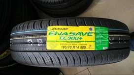 PROMO Dunlop Enasave EC300+ Ukuran 185/70 R14 - Ban Mobil Xenia Avanza