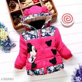 Kid's girl jacket