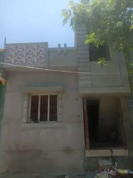 2 BHK CMDA approved individual house at Manali New Town
