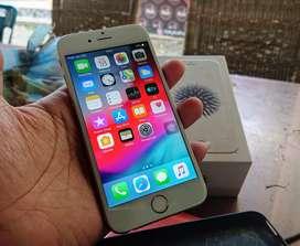iphone 6 32gb ibox minus sidik jari lengkap