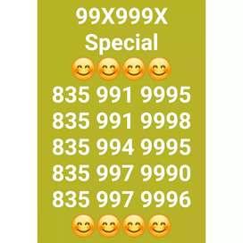 VI(Idea/Vodafone) VIP/Fancy Mobile Number