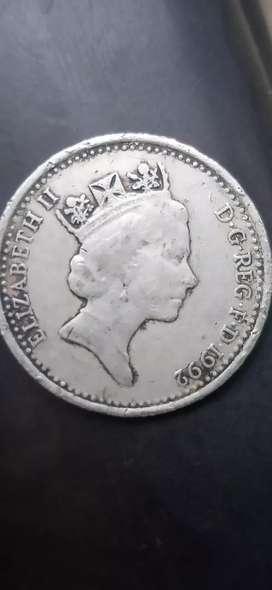 Pence 10 1992