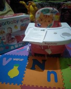 Booster Seat Kursi Makan Bayi Sugar Baby