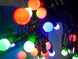 Lampu tumblr natal