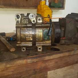 Ac compressor repairing
