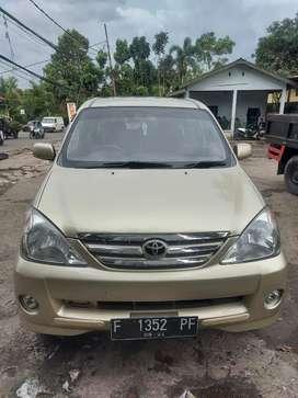 Toyota Avanza F Bogor Full Ori Antik