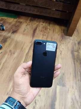 iPhone 7 Plus - 256gb - Matt Black - All Accessories - 100% Condition