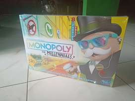 Hasbro gaming monopoly for millennials