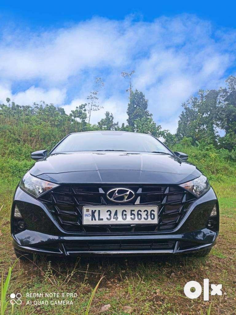 Hyundai i20 1.2 Spotz, 2021, Petrol