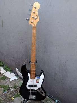 Gitar bass fender jazz