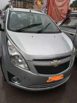 Chevrolet Beat LT Opt Diesel, 2011, Diesel