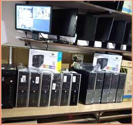 Desktop HP/Dell/Lenovo /250GB-1TB hdd/4gb-16gb/SSD EXTRA/WITH WARRANTY