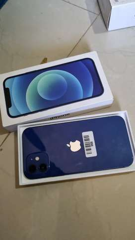 Iphone 12 Mini(128GB) 3 Month Old Blue Colour