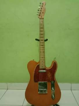 Squier Telecaster Affinity Butterscotch Blonde MIC.