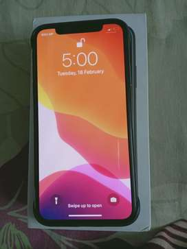 I phone x 64gb new condition