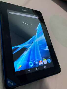 TABLET ACER SECOND