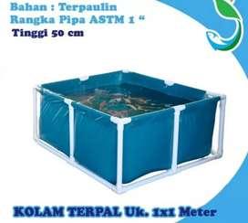 Kolam ikan portebell