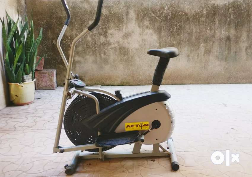 Afton fitness cycle 0