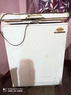 Deep freezer working condition