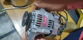 DC alternator in top working condition.