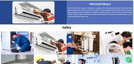 AC refrigerator repair service home appliance repair