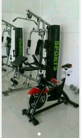 New quality/pusat alat fitnes/home gym life sport