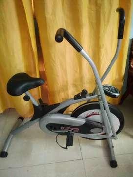 Air bike+cross trainer (GYMING CYCLE)