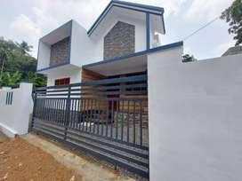 New build 2 bhk 750 sqft beautiful at Aluva paravur road thattampady
