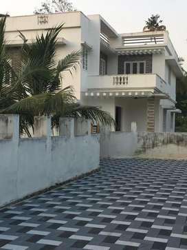 New house IRINJALAKUDA