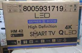 All new 43 android led tv with 1gb/8gb storage