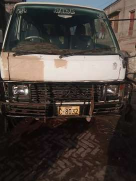 I want to sale my Toyota hiace vain