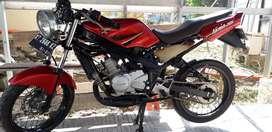 Jual motor ninja 2005.