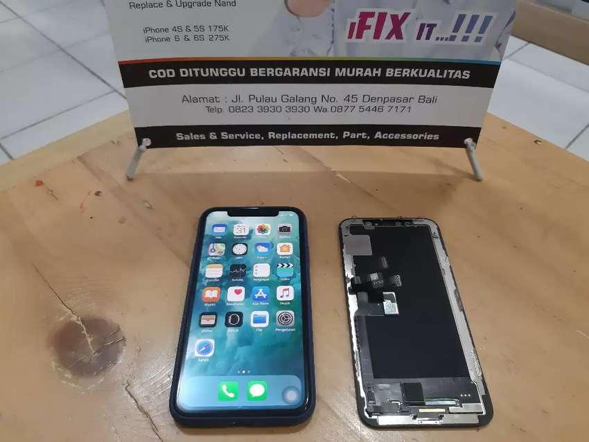 Jual LCD Iphone X orginal Oem 0