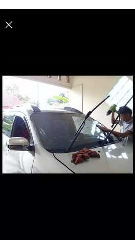 Pasang kaca film mobil full