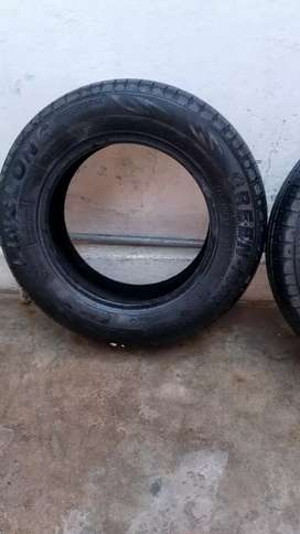 Only 2 x Ling Long Tyres 14 inches - 175/70/R14