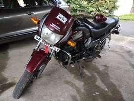 Sale of my Hero passion bike (colour-  maroon)