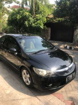 HONDA CIVIC 2010 AT